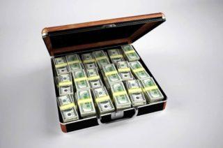 Finanzagent - Geldtransfer