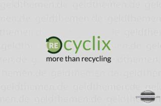 Recyclix seriös oder Betrug?