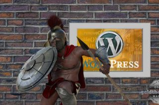 WordPress schützen