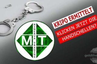 Kripo ermittelt Minerva Trading Bot