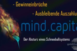 Mind.Capital Auszahlungen