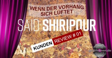 Said Shiripour Kunden-Review