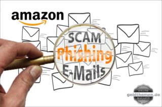 Amazon Phishing E-Mails
