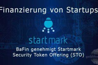 BaFin genehmigt Startmark STO