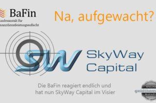 SkyWay Capital - BaFin