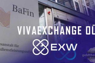 BaFin zu EXW-WALLET / VIVAEXCHANGE OÜ
