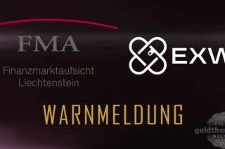 FMA Liechtenstein EXW Global AG