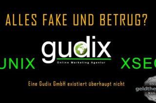 Funix Betrug mit Gudix Fake Firma