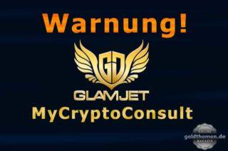 GlamJet Warnung