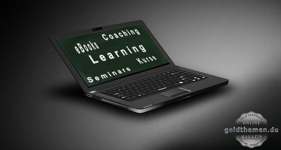 Coachings, Kurse, eBooks