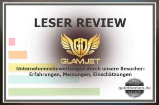 Leser-Review GlamJet-MyCryptoConsult