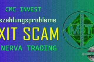 Minerva Trading Bot Auszahlungen