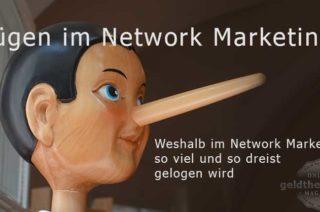 Network-Marketing-Lügen