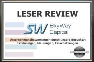 SkyWay Capital Erfahrungen - Bewertung - Review