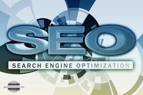 Suchmaschinenoptimierung - Search Engine Optimization - SEO