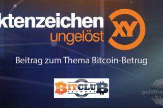 ZDF Aktenzeichen XY über Biclub-Network